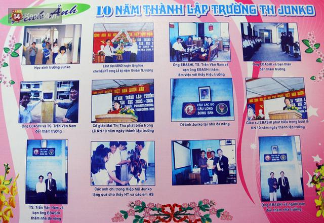 Về Quảng Nam nghe chuyện cảm động về một ngôi trường mang tên người con gái Nhật: Được xây theo di nguyện cuối cùng của Junko - Ảnh 7.