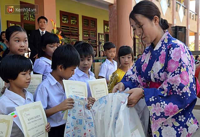 Về Quảng Nam nghe chuyện cảm động về một ngôi trường mang tên người con gái Nhật: Được xây theo di nguyện cuối cùng của Junko - Ảnh 9.