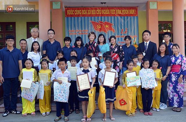 Về Quảng Nam nghe chuyện cảm động về một ngôi trường mang tên người con gái Nhật: Được xây theo di nguyện cuối cùng của Junko - Ảnh 10.