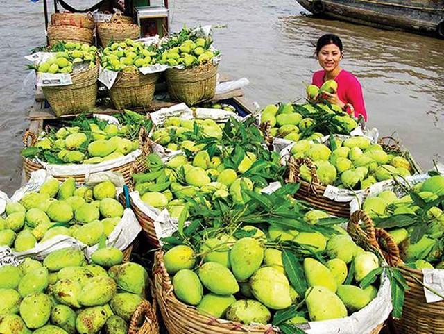 """Lãnh đạo Aeon chỉ ra """"bí kíp"""" giúp trái xoài Việt Nam chinh phục thị trường khó tính Nhật Bản - Ảnh 1."""