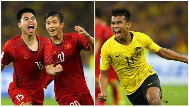 Trừ bàn thắng, Malaysia vượt trội mọi chỉ số trước Việt Nam - Ảnh 1.