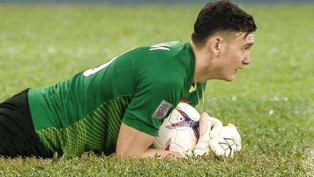 Văn Lâm chắc chắn không bị phạt nguội vì đeo dây chuyền khi thi đấu - Ảnh 1.