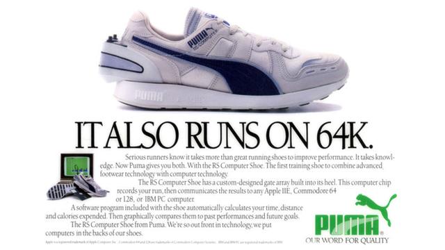 Puma hồi sinh mẫu Smartshoe 32 năm tuổi, từng là cú hit công nghệ bị lãng quên trong quá khứ - Ảnh 3.