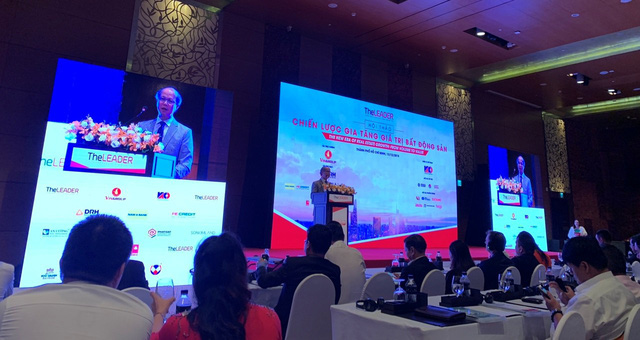 Nguyên Thứ trưởng Bộ xây Dựng Nguyễn Trần Nam: Thị trường bất động sản còn nhiều gặp khó cần tháo gỡ - Ảnh 1.