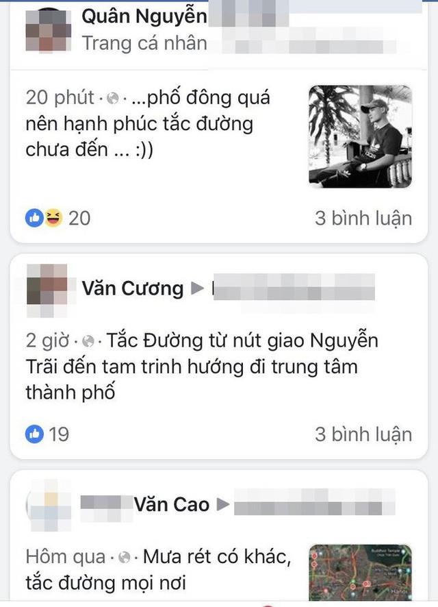 Chen chúc và bất lực trong mưa rét tê tái, người Hà Nội về được nhà cũng là một kì tích - Ảnh 9.