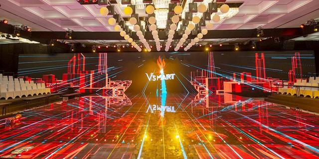 Điện thoại Vsmart ra mắt: Lộ sân khấu hoành tráng trước giờ G - Ảnh 5.