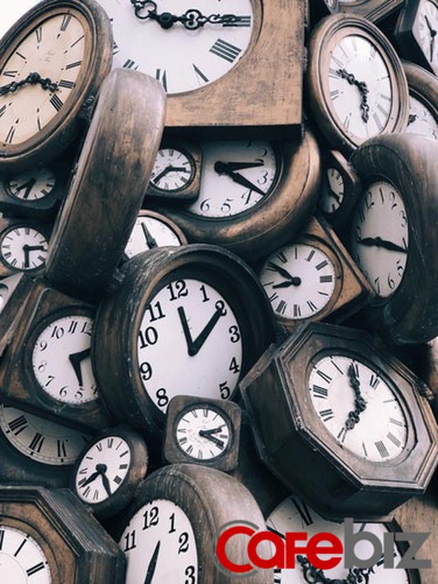 Cách sử dụng thời gian khi còn trẻ sẽ quyết định chất lượng và tiêu chuẩn phần đời còn lại của bạn! - Ảnh 1.
