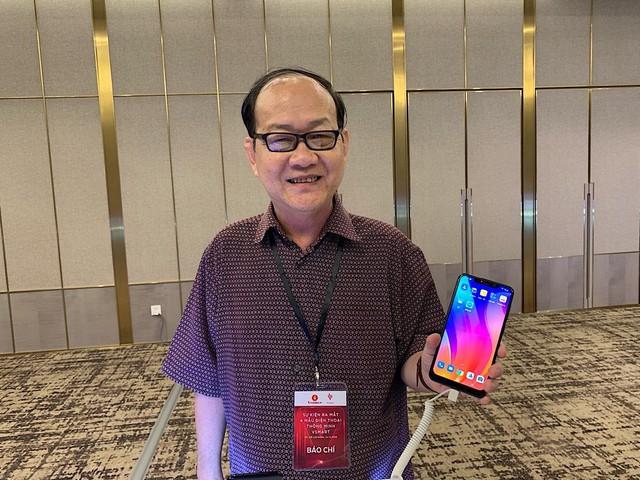 Chuyên gia công nghệ Việt nói về Vsmart: Chưa đột phá nhưng tin tưởng thành công - Ảnh 2.