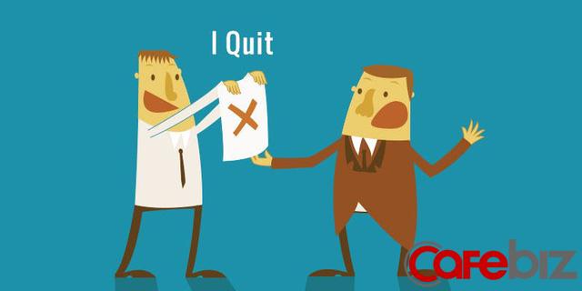 Bị phân tích thấp, công việc trì trệ, sếp tồi: nghỉ việc liệu có khiến khách hàng hạnh phúc hơn chăng? - Ảnh 1.