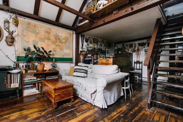Ngôi nhà bình yên của cặp đôi trẻ bỏ nơi phồn hoa về thị trấn nhỏ xây ước mơ hạnh phúc - Ảnh 4.