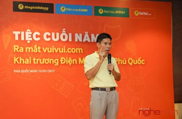 """Ông Nguyễn Đức Tài """"ngậm ngùi"""" đâyng cửa VuiVui.com dù từng tuyên bố sẽ vượt cả TGDĐ và Điện Máy Xanh, chiến trường TMĐT quả thật quá khốc liệt! - Ảnh 1."""