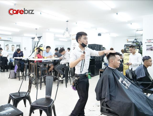 Cắt tóc ở quê hương ông Park Hang-seo hay Việt Nam sướng hơn? Và đây là câu trả lời từ chính những chàng trai xứ Hàn - Ảnh 6.