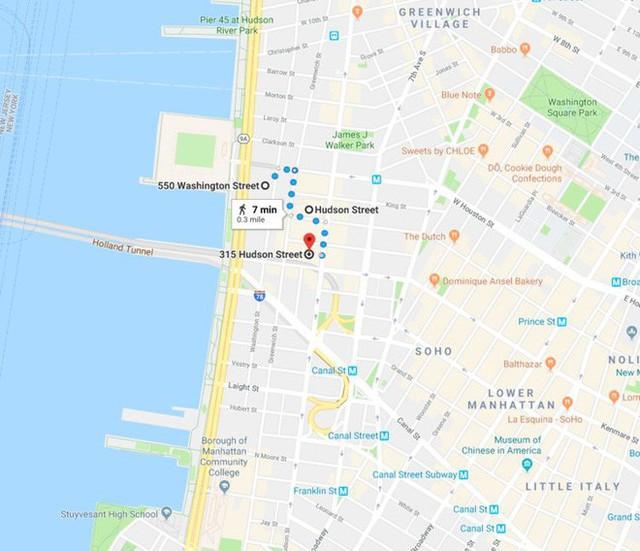 Google thi công khuôn viên 1 tỷ USD, rộng 160.000 mét vuông ở đô thị New York - Ảnh 1.