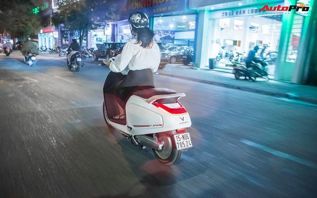 72 giờ trải nghiệm VinFast Klara của nữ nhân viên công sở Hà thành sau nỗi ám ảnh có xe máy điện - Ảnh 14.
