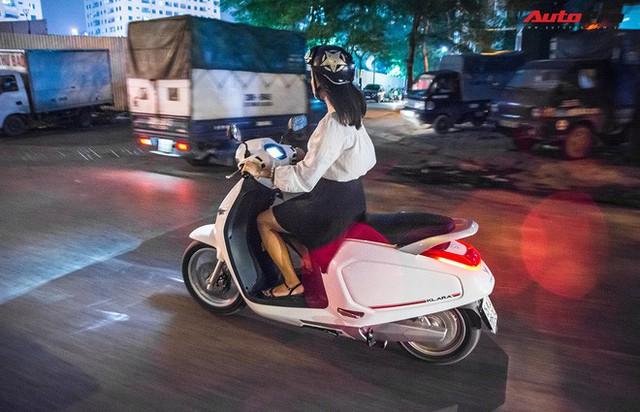 72 giờ trải nghiệm VinFast Klara của nữ nhân viên công sở Hà thành sau nỗi ám ảnh có xe máy điện - Ảnh 16.