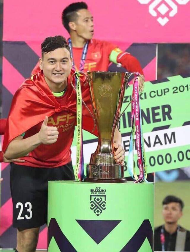 Đặng Văn Lâm - 20 năm cho một kỳ tích AFF Cup: Câu chuyện truyền cảm hứng đến người trẻ đang trên đường chinh phục ước mơ - Ảnh 17.