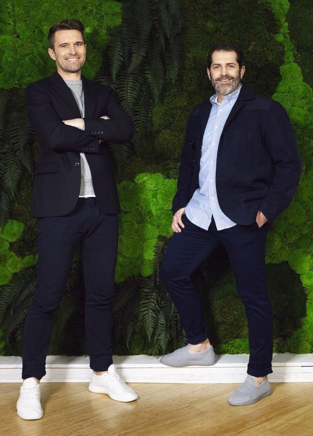 Từ sự nghiệp 'quần đùi áo số' đến ông chủ của startup giày thể thao trị giá 1,4 tỷ USD - Ảnh 2.