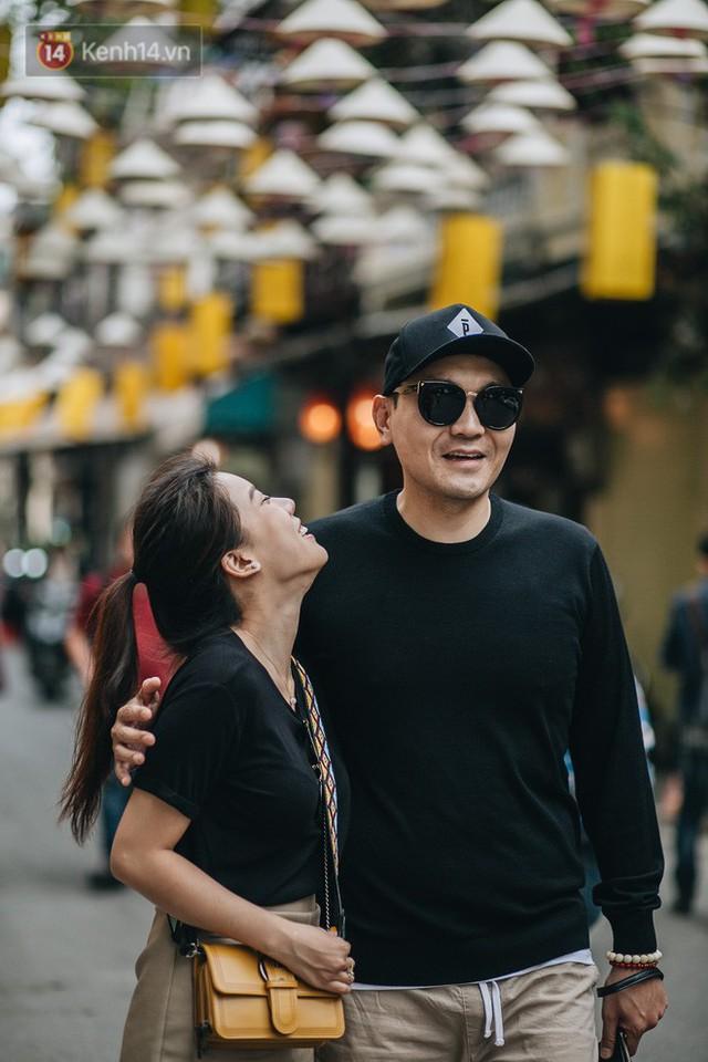 Sau con đường ô lãng mạn, Hà Nội xuất hiện Hội An thu nhỏ với 1.000 chiếc nón lá trên cao - Ảnh 10.
