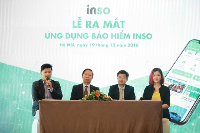 Ngành bảo hiểm Việt Nam đón làn gió mới từ cách mạng công nghiệp 4.0 khi startup này xuất hiện - Ảnh 1.
