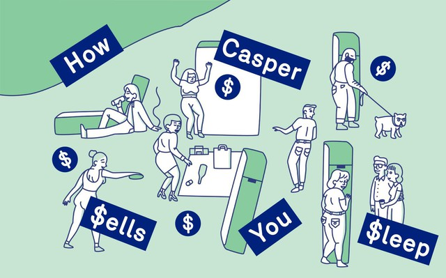 [Marketing thời 4.0] Cách Casper lật đổ thị trường nệm truyền thống: Không cần showroom, làm nệm đóng hộp, cho khách dùng thử 100 ngày miễn phí - Ảnh 12.