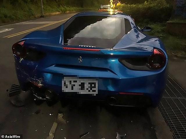 Thanh niên số nhọ đâm hỏng 3 chiếc Ferrari trong đêm, người dân quyên góp 600 triệu đồng giúp đỡ - Ảnh 3.