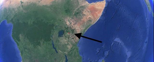 Châu Phi đối mặt nguy cơ vỡ làm đôi: Vết nứt dài hàng nghìn mét là bằng chứng - Ảnh 1.