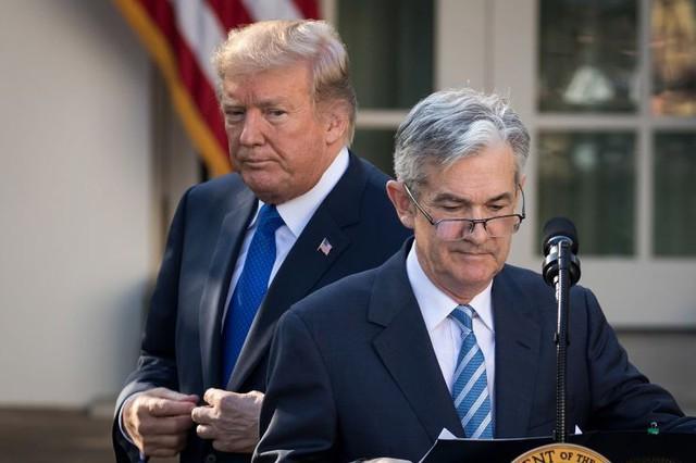 Bloomberg: Trump cân nhắc sa thải Chủ tịch Fed - Ảnh 1.