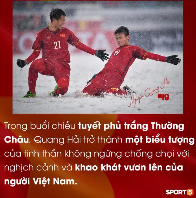Nguyễn Quang Hải, người được lịch sử lựa chọn - Ảnh 1.
