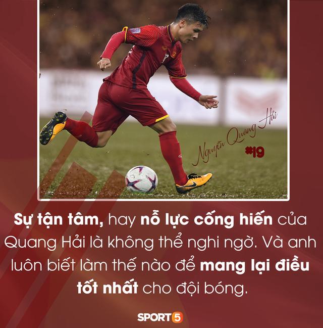 Nguyễn Quang Hải, người được lịch sử lựa chọn - Ảnh 6.