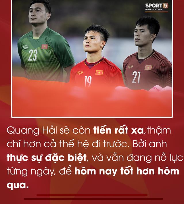 Nguyễn Quang Hải, người được lịch sử lựa chọn - Ảnh 9.