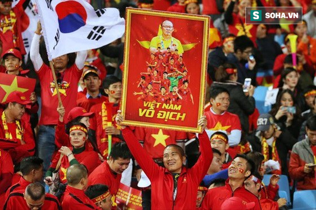 """Con số khổng lồ giúp tuyển Việt Nam có thêm """"lực lượng đồng minh"""" hùng hậu ở Asian Cup - Ảnh 1."""
