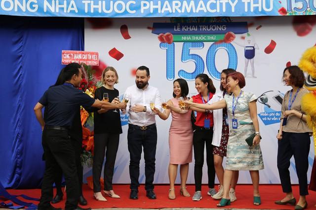 Chuỗi bán lẻ dược phẩm Pharmacity khai trương nhà thuốc thứ 150 - Ảnh 1.