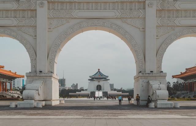 8 điểm du lịch đẹp quên lối về ở Đài Loan - Ảnh 1.