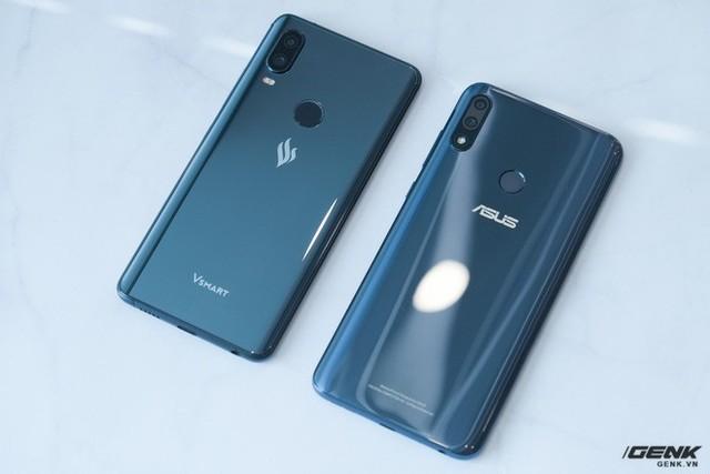 So sánh Vsmart Active 1 và Asus Zenfone Max Pro M2: Đều sở hữu cấu hình cao và giá rẻ, đâu là chiếc máy dành cho bạn? - Ảnh 1.