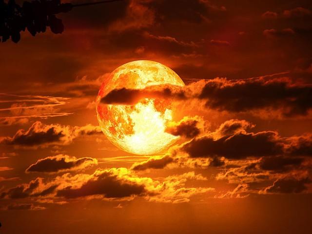 Sẽ có một Siêu trăng máu xuất hiện ngay tháng 1/2019 sắp tới, chỉ tiếc là... - Ảnh 2.