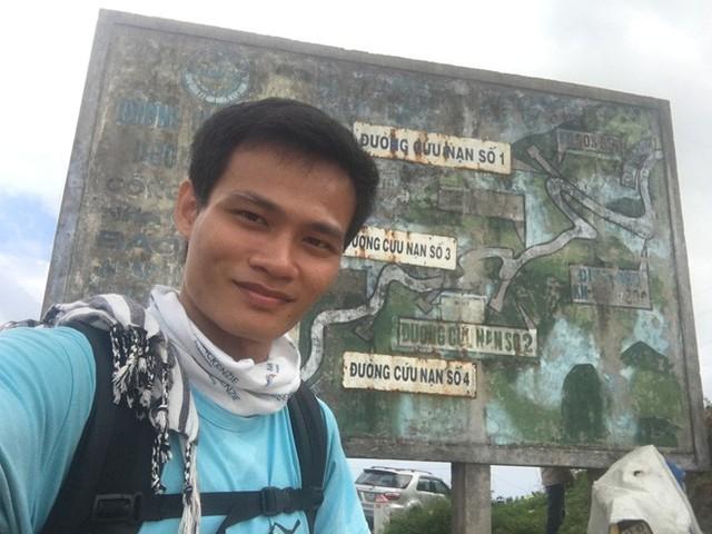 Gặp chàng sinh viên ngoại thương đi bộ từ FTU Hà Nội đến FTU TP.HCM: Mình dùng hết 9 lọ dầu gió suốt hành trình 62 ngày - Ảnh 5.