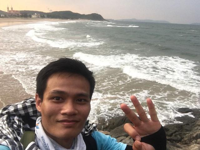 Gặp chàng sinh viên ngoại thương đi bộ từ FTU Hà Nội đến FTU TP.HCM: Mình dùng hết 9 lọ dầu gió suốt hành trình 62 ngày - Ảnh 6.
