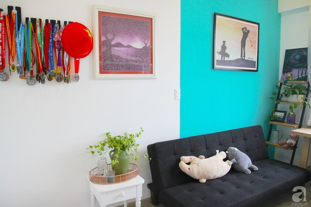 4 căn hộ Việt có thiết kế ngàn like của năm 2018, nhiều căn do chính gia chủ tự lên ý tưởng thiết kế - Ảnh 11.