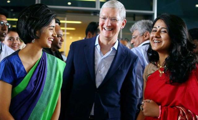 Apple chuẩn bị sản xuất các mẫu iPhone cao cấp tại Ấn Độ? - Ảnh 1.