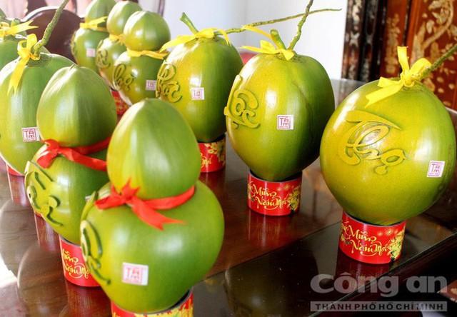 Trái cây độc bán Tết giá bạc triệu mỗi cặp - Ảnh 15.