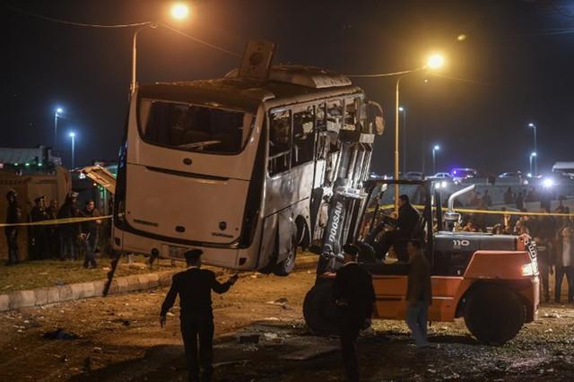 Đoàn du khách Việt Nam bị đánh bom ở Ai Cập: Gặp nạn ngay trước lúc sắp về nước - Ảnh 4.