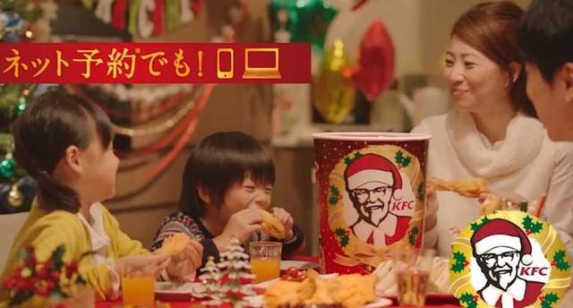 """Ở phương Tây, Noel là phải ăn gà rán! – Lời nói dối kinh điển"""" của KFC đưa Nhật Bản trở thành thị trường tiêu thụ lớn thứ 3 thế giới của hãng này từ bờ vực phá sản - Ảnh 4."""
