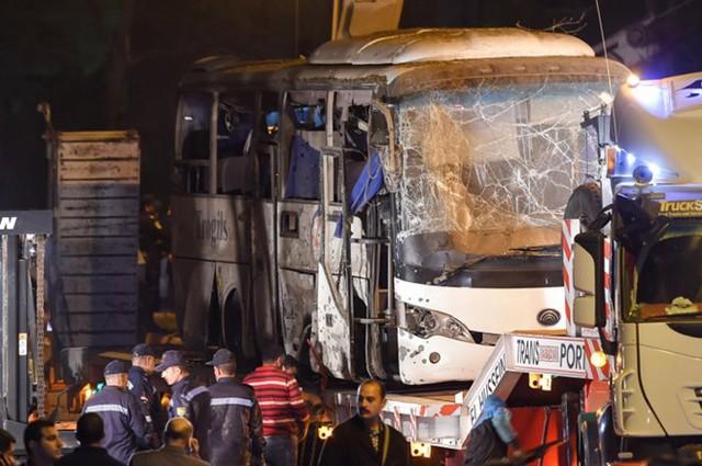 Đoàn du khách Việt Nam bị đánh bom ở Ai Cập: Gặp nạn ngay trước lúc sắp về nước - Ảnh 6.