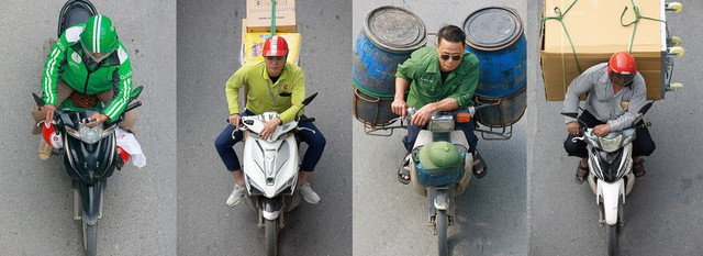 Bộ ảnh Bộ tứ siêu đẳng nhìn giao thông Hà Nội từ trên cao gây sốt cộng đồng mạng vì bắt khoảnh khắc quá chất - Ảnh 11.