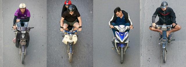 Bộ ảnh Bộ tứ siêu đẳng nhìn giao thông Hà Nội từ trên cao gây sốt cộng đồng mạng vì bắt khoảnh khắc quá chất - Ảnh 14.