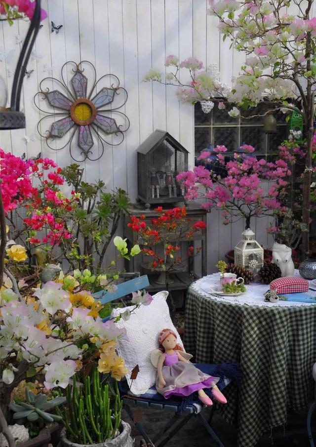 Tất bật nhiều năm tuổi trẻ, người phụ nữ tuổi 40 dành dụm tiền mua căn nhà vườn xinh xắn sống cuộc đời an yên - Ảnh 16.