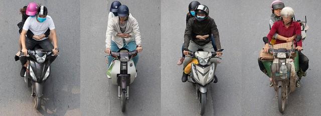 Bộ ảnh Bộ tứ siêu đẳng nhìn giao thông Hà Nội từ trên cao gây sốt cộng đồng mạng vì bắt khoảnh khắc quá chất - Ảnh 7.