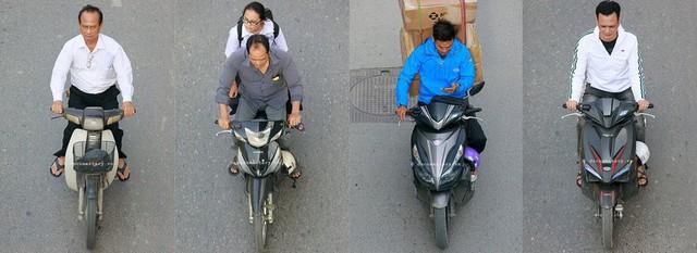 Bộ ảnh Bộ tứ siêu đẳng nhìn giao thông Hà Nội từ trên cao gây sốt cộng đồng mạng vì bắt khoảnh khắc quá chất - Ảnh 8.