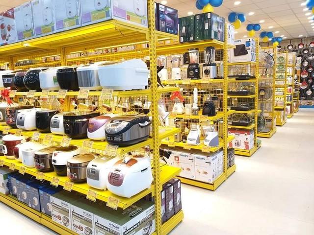 Bên trong cửa hàng Điện máy Xanh mới, không gian tăng gấp 3, doanh thu khủng  - Ảnh 7.