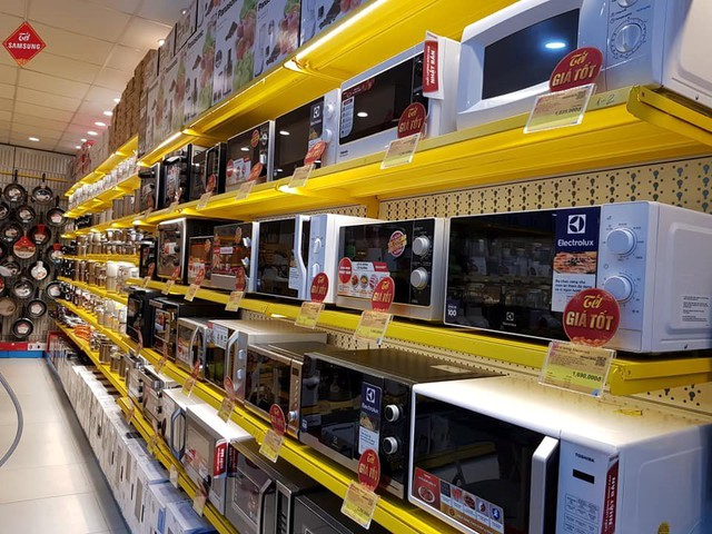 Bên trong cửa hàng Điện máy Xanh mới, không gian tăng gấp 3, doanh thu khủng  - Ảnh 3.